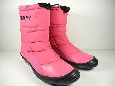NEW Puma ZOONEY NYLON WTR Women's Boots Shoes Size US 9.5