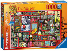 The Red Box 1000 Piece Ravensburger Jigsaw