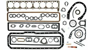 Full Engine Gasket Set 1937-1942 Buick 248 8 cyl NEW