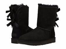 Женские туфли Ugg Bailey бант ботинки II 1016225, черный, 5, 6, 7, 8, 9, 10, 11 * новая *