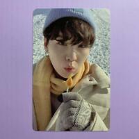 BTS BANGTAN 2021 WINTER PACKAGE Fanclub SUGA Yoongi Official Photo Card K-POP