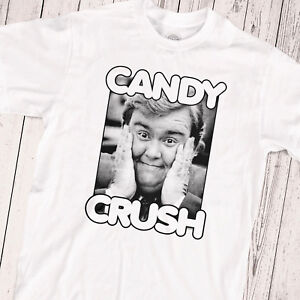 Retro John Candy 'Candy Crush' T-Shirt 80s movie Uncle Buck legend