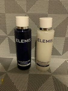 NEW Elemis Time to Spa Revitalise Me Shampoo and Conditioner 50ml Travel Set