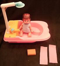 Vntg. Little Sweet Darling Shower and Bath Set New in Box  Lion Toys  Very Rare.