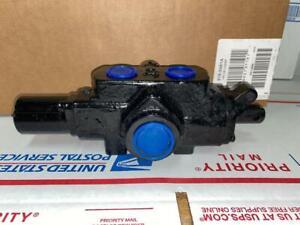 New OEM MTD, Bolens, Troy Bilt Log Wood Splitter Control Valve 918-0481A