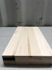 Maple Timber - Hardwood - Inlays - 20 pieces 58 X 10 X 400 mm Long PAR