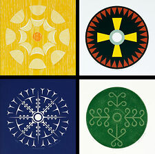 Susan Point Rare Native Four Prints Circles in Time V-VIII 2008