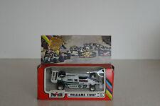 Polistil Williams FW07 Saudia TAG Formula 1(CE123) Model 1:41 scale MINT BOXED