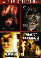 Godsend/See No Evil/Stir of Echoes/Stir of Echoes 2 [4 Discs] (2011, DVD NEW) WS
