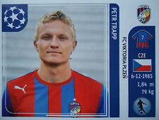 Panini 543 Petr Trapp victoria plzen uefa cl 2011/12