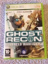 Tom Clancy's Ghost Recon: Advanced Warfighter --  (Microsoft Xbox 360)