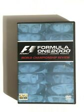 FORMULA ONE 2000 - Official world championship  - DVD OOP - Schumacher