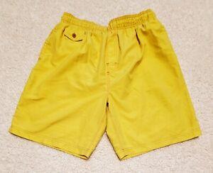 Nat Nast Swim Trunks Yellow LG Style # S5C01A