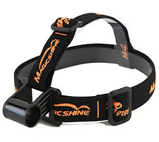 Magicshine MJ-6060 Head Strap--Perfect for using your Bike Light as a Headlight