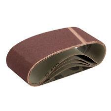 Triton 693646 Sanding Belt 75 x 480mm 5pk 120 Grit