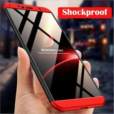 For Huawei Honor 8 9 10 Lite 360° Full Protective Hybrid Case Cover