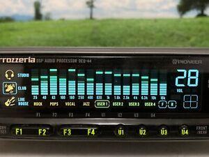 Pioneer Carrozzeria DEQ-44 DSP Audio Processor Graphic Equalizer ( DEQ-7200 )