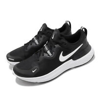 Nike React Miler Black White Dark Grey Men Running Shoes Sneakers CW1777-003
