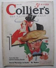 Collier's News, General Interest Weekly Magazine Back Issues