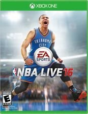 NBA Live 16 - Xbox One (Brand New + Free Shipping)