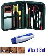 New WIZZIT Electric Hair Remover/epilator for Women&Men KIT SET