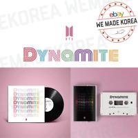 BTS DYNAMITE Limited Edition Vinyl & Cassette Set Official K-POP Authentic Goods