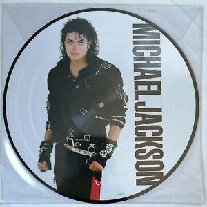 MICHAEL JACKSON-BAD-VINILE LP PICTURE DISC (Picture Vinyl)