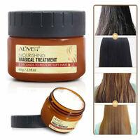60G Hair Traitement Réparation Crème Kératine Masque Cheveux Capillaire Shampo