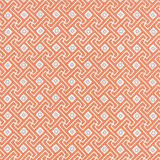 BY THE 1/2 YD~Mixologie~mango orange maze with grey ~MODA FABRIC~32983-13