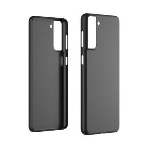 ULTRA Slim BLACK Gel BACK-COVER SHOCKPROOF CASE PROTECTION For Samsung S21 5g