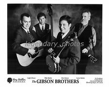 The Gibson Brothers   Hay Holler Records Original Music Press Photo