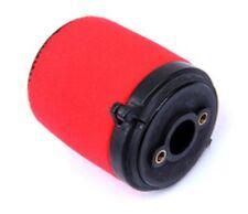 HPI BAJA nuovo filtro dell'aria migliorato in Rosso Per HPI Baja 5B, 5 T, 5SC, KM, Rovan, 1/5