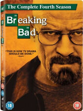 Breaking Bad Season 4 DVD NEW dvd (CDRP5983)