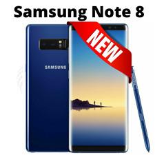 Samsung Galaxy Note8 SPHN950BLU - 64GB - Deepsea Blue (Sprint) Smartphone