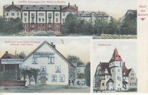 Ansichtskarte Niedersachsen Banteln Restaurant Lindenhof Mühle Herrenhaus