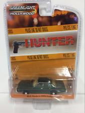Hunter ( 1984-91 TV Series) 1978 Dodge Monaco 1:64 Scale Greenlight 44780-C