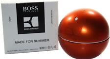 Hugo Boss In Motion Orange Made For Summer 3.0oz/90ml Edt Spray For Men N/Unbox