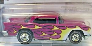 HOT WHEELS VHTF 2003 HALL OF FAME SERIES 57 CHEVY