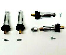 4 TPMS Chrome Valve Stem Rebuild Kit Tire Pressure Sensor Service Pack TPMS 413C