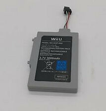 1 x Extended Battery Pack for Nintendo Wii U Gamepad 3000mAh 3.7V Rechargeable