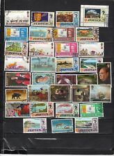 Gb - Jersey Lot Of Early Used Stamps(Jer8}