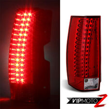 2007-2013 Cadillac Escalade ESV [FACTORY STYLE] Left Driver LED Rear Tail Lights