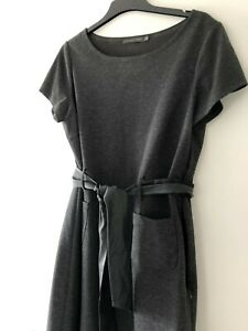 SPORTSCRAFT LADIES SIZE 12 grey corporate dress