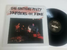 NICK CAVE / THE BIRTHDAY PARTY prayers on fire  / LP