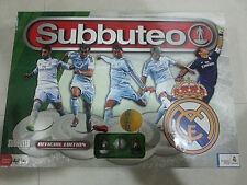 Brand New & Sealed Subbuteo (FC Real Madrid Edition) Table Soccer Game