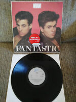 "WHAM ! FANTASTIC GEORGE MICHAEL LP VINYL 12"" 1987 SPAIN FIRST PRESS VG/VG EPIC"