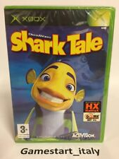 SHARK TALE VIDEOGIOCO - XBOX - NUOVO SIGILLATO NEW SEALED - PAL VERSION
