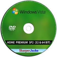 Windows Vista Home Premium Install / Reinstall / Restore / Recovery / Repair