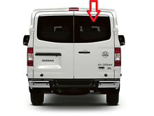 For 2012-2017 Nissan NV Van Back Window Glass Replacement Dark Tinted Driver//Left Side