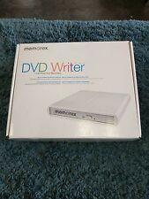 Memorex 98251 CD/DVD Writer 8x- Slim External